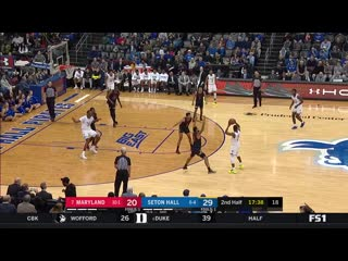 NCAAM 20191219 (7)Maryland vs Seton Hall