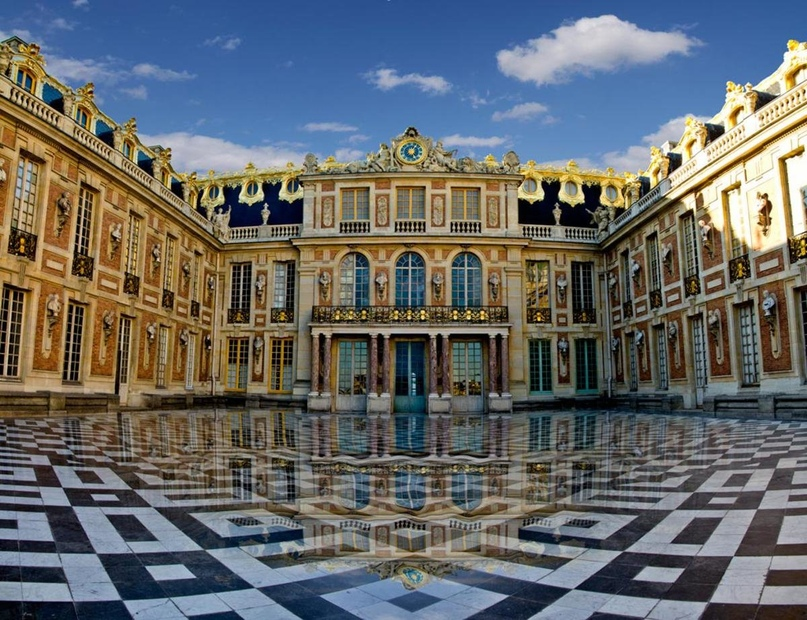Обзор курорта Версаль (Франция), изображение №2