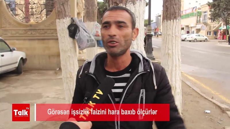 CAN AY KASIB Ölkənin sosial-iqtisadi reallığı sadə vətəndaşın dilindən.