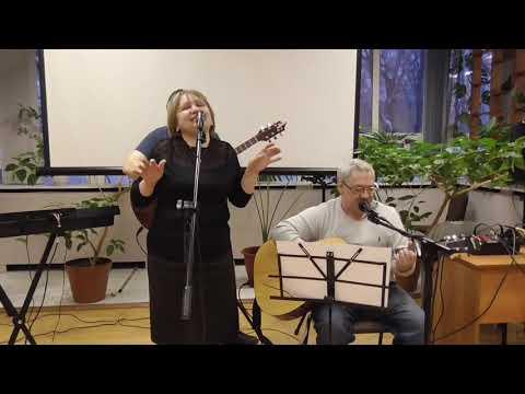 Виталий и Елена Новиковы - песни В.Высоцкого и Доброславский