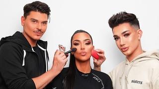 Beauty Battle ft. Kim Kardashian & MakeupByMario