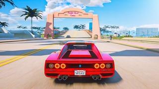 GTA Vice City 2: New Remastered Graphics MOD - RTX™ 3090 Ray-Tracing Gameplay - 4K [GTA 5 PC MODS]