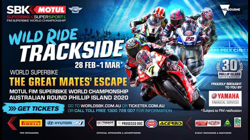 WSBK 2020 Something BIG is about to happen