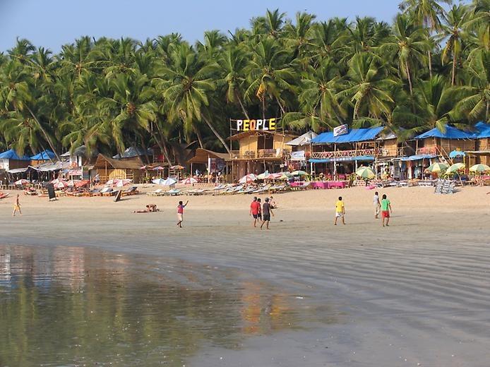Палолем. Самый красивый пляж Гоа, изображение №3