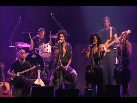 The Idan Raichel Project Sheeriot Shel HaChaim Live in Lugano