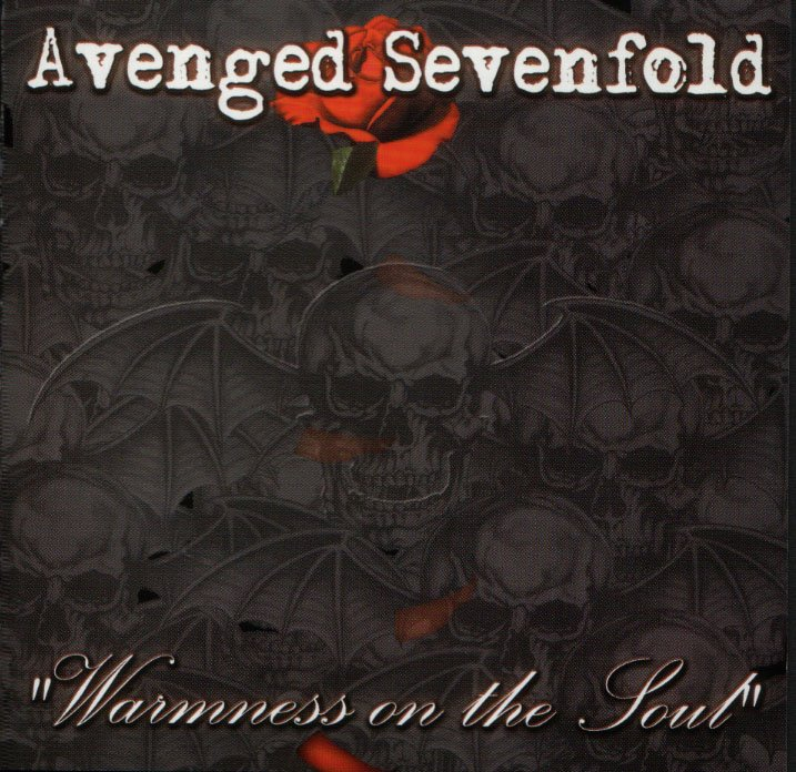 Avenged Sevenfold album Warmness on the Soul