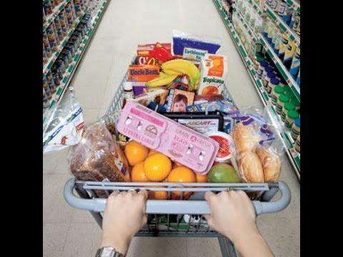 США Супермаркет цены на основные продукты молоко мясо овощи