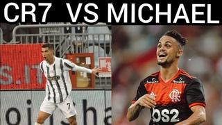 CR7 VS MICHAEL • MELHORES MEMES DE FUTEBOL 2021