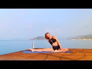 Мягкая утренняя практика для гибкого тела