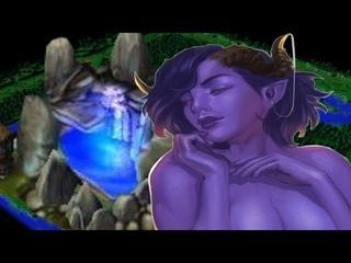 Survival Chaos 3.3 Геймплей за Дренеев, Gameplay Draenei