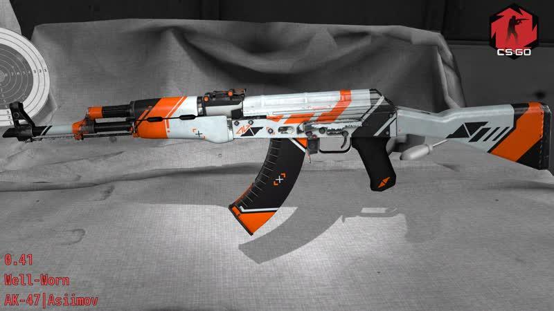 AK 47 Asiimov