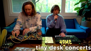 Sylvan Esso: Tiny Desk (Home) Concert