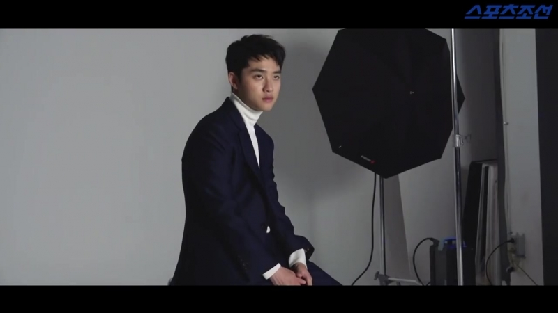 181012 Do KyungSoo - 'Blue Dragon Awards x High Cut' Photoshoot