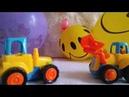 Мультик про пылесос. Видео для детей про животных. Развивающий мультфильм для детей до 3 лет.