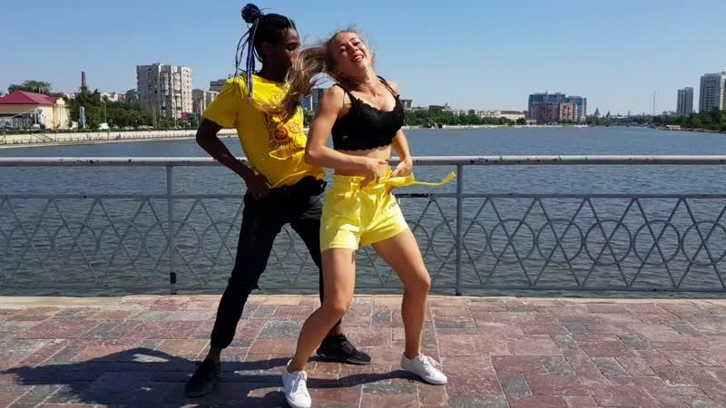 REGGAETON Choreo by Elena Zaytseva and Daniel Torriente