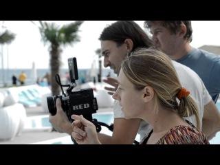 Бэкстейдж съёмки фото-видео календаря Windrose 2014