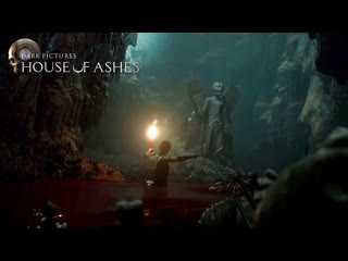 The Dark Pictures Anthology: House of Ashes | Анонсирующий трейлер