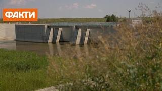 Основну загорожу так і не добудували: Північно-Кримський канал почав протікати