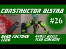 LEGO Hero Factory 44027 Breez Flea Machine Build & Review