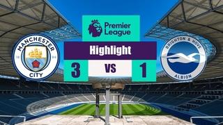 Манчестер Сити 3-1 Брайтон | 37-ой тур | сезон 17/18
