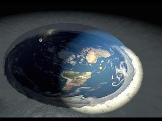 """Плоская земля и """"Библия""""!!! Под куполом !!!"""
