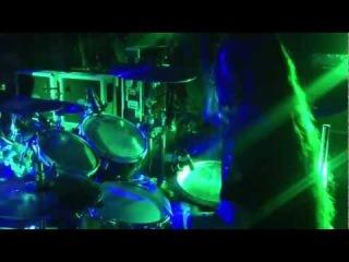 DECAPITATED@404 live 2012 KERIM 'Krimh' LECHNER (Drum Cam)