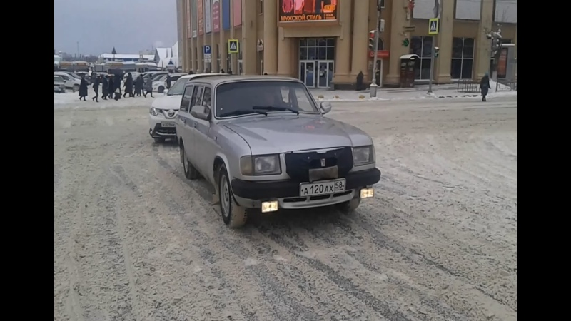 автохам58rus пенза автохам светофор