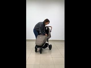 Видео от GUTIKKID: коляски, круглые кроватки, санки Уфа
