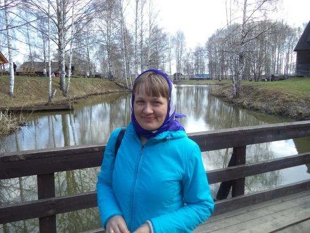 Евгения Соколова, Красноярск, Россия