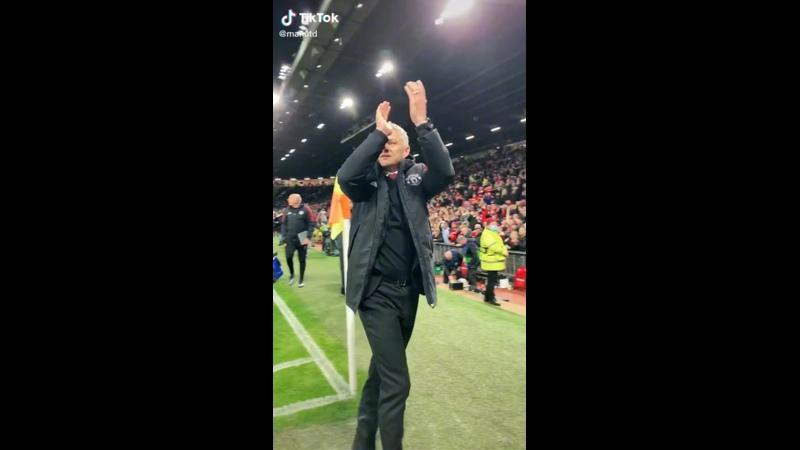 Видео от KingsOfManchester Манчестер Юнайтед