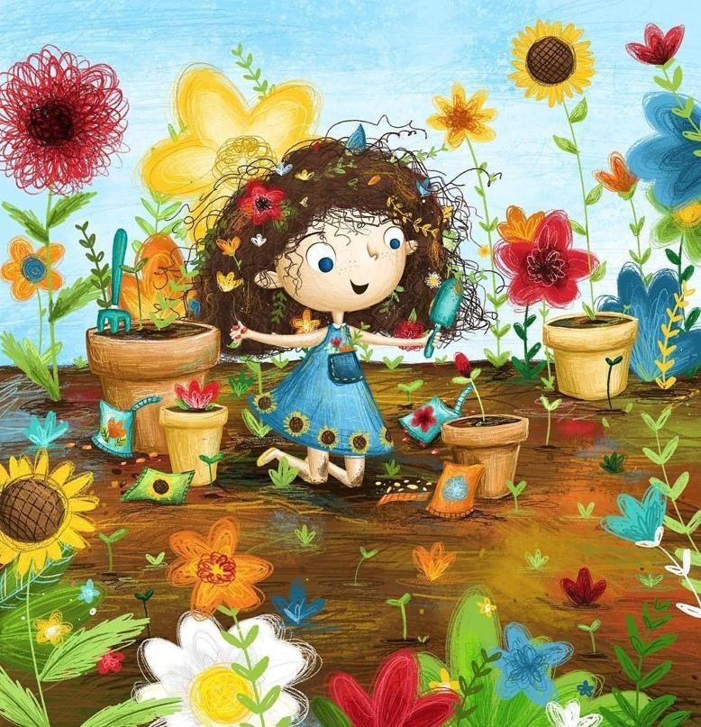 """Вчера мне на глаза попалась книга по садоводству. И там в разделе """"Скорая помощь..."""