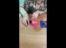Мастер-класс Белочка на ветке из пластилина