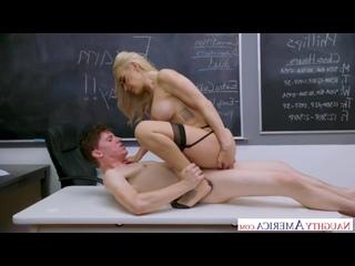 Claudia Valentine - PROFESSOR PHILLIPS NEEDED A REAL COCK INSTEAD OF HER VIBRATO порно трах ебля секс инцест porn Milf home шлюх