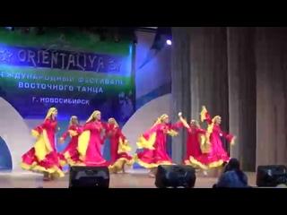 Фитнес-студия «Лейла» - Фольклорный танец Нубия