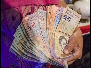 Венесуэла на фоне гиперинфляции вводит в оборот банкнотыноминалом 1 млн боливаров.