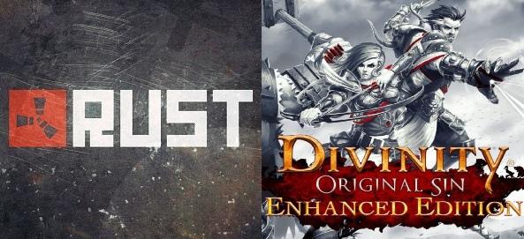 Rust + Divinity Original Sin UNLIMITED 11Year