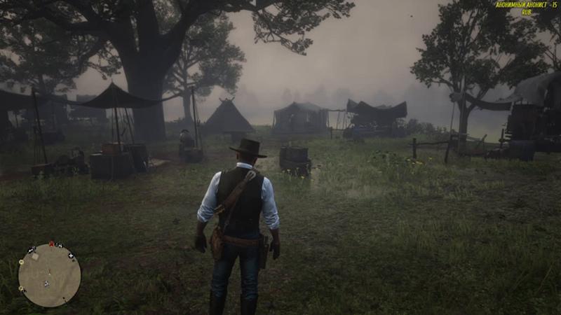 Red Dead Redemption 2 | Глава 3 — Клеменс-Пойнт #9 | Общение
