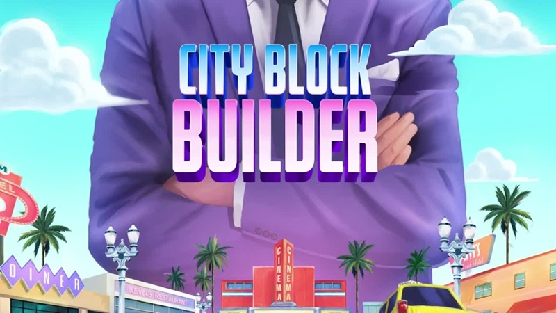 City Block Builder трейлер
