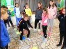 ПЛАНЕТА СПОРТА спортивная игра - эстафета в лагере Зелёный бор 4 смена 2020г. Дети в лагере. UNOSTMK