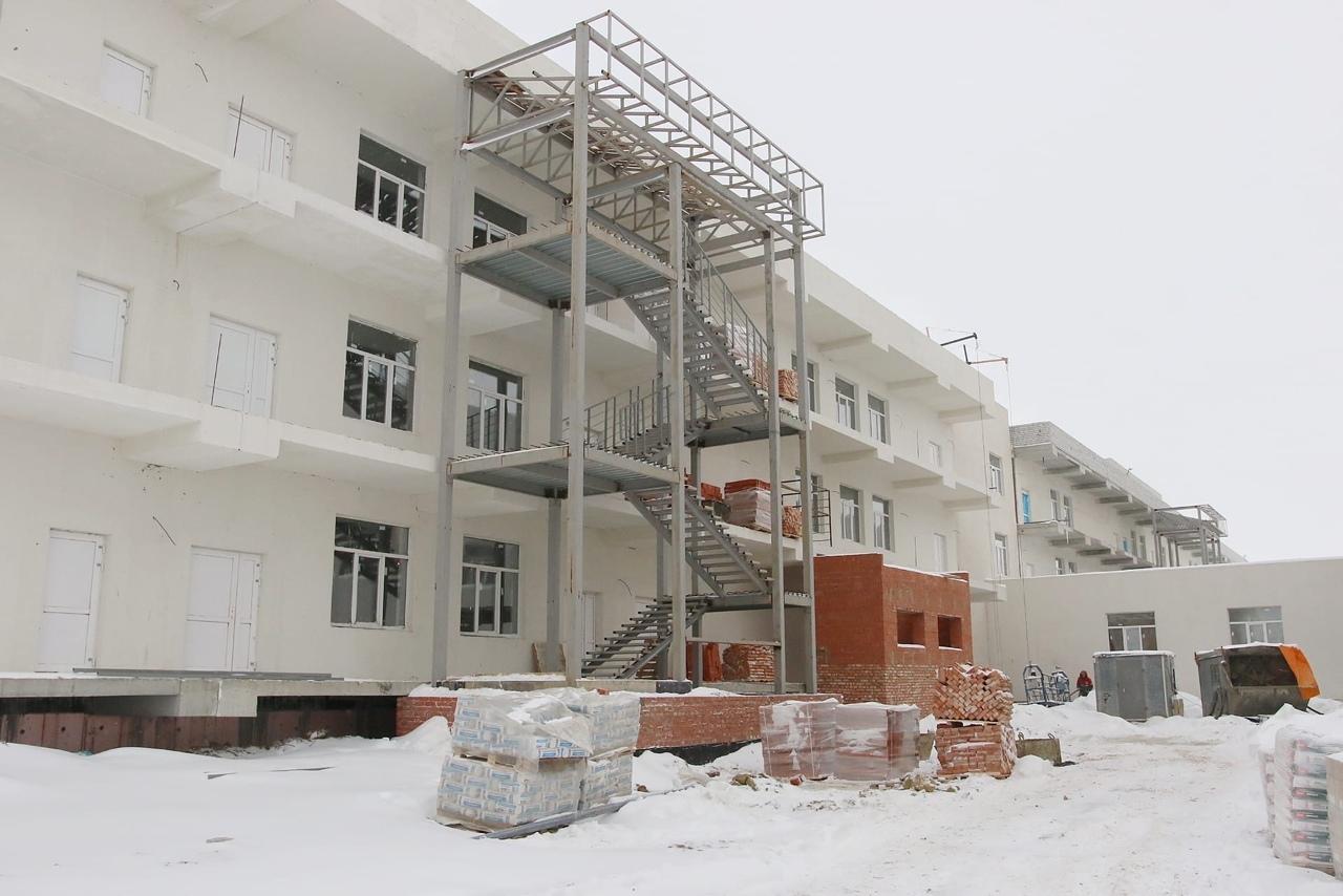 Председатель Госдумы Вячеслав Володин сообщил о выделении финансирования на достройку инфекционной больницы в Саратове