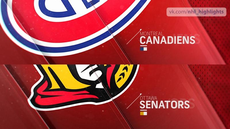 Montreal Canadiens vs Ottawa Senators Feb 21 2021 HIGHLIGHTS