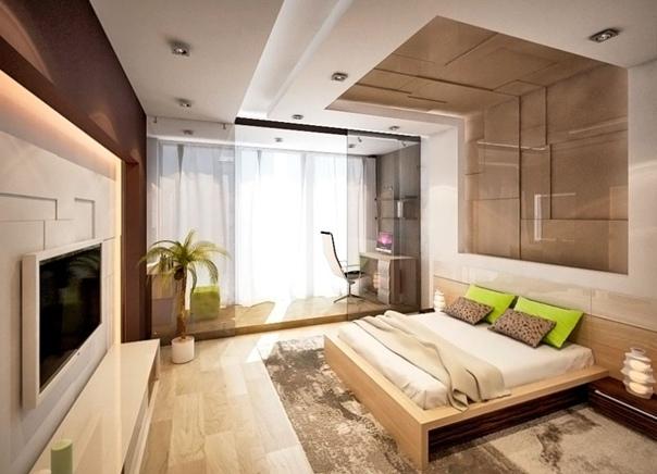 бельэтаж при спальне