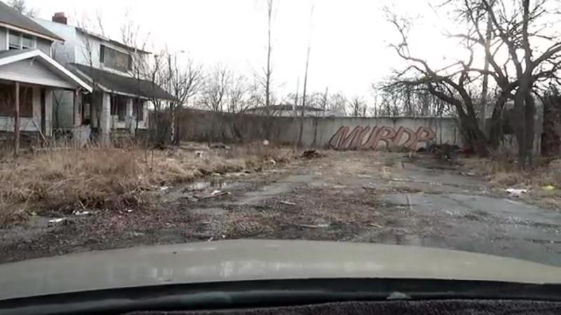 Detroits most abandoned forgotten hoods детроит сша америка