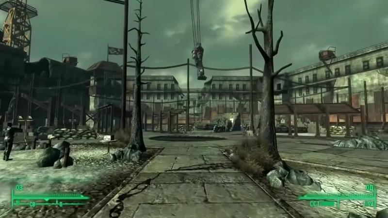 FALO4 Как менялось Братство Стали от игры к игре Лор мира Fallout