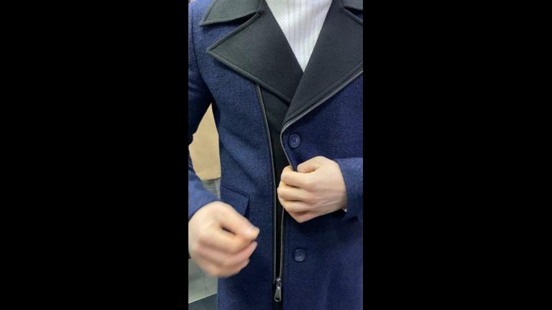 Пальто Super Slim