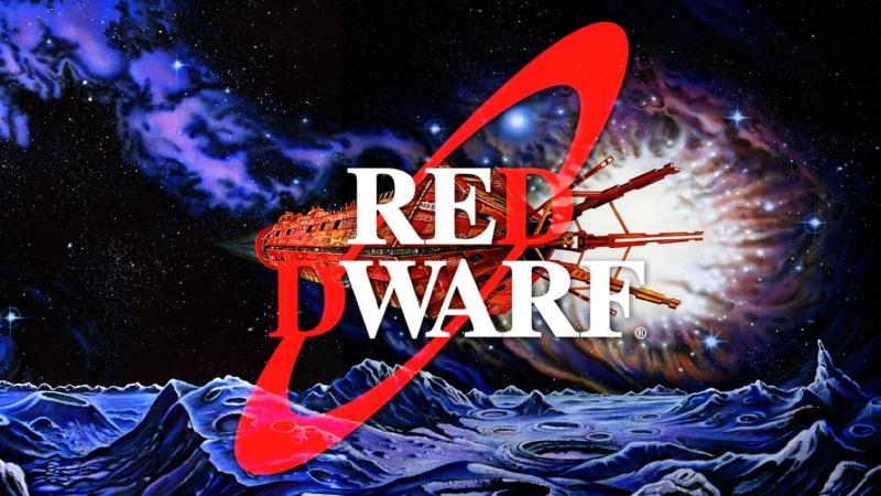 Красный карлик Red Dwarf 9 й сезон сериал 2009 г