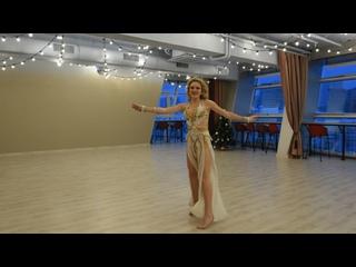 Екатерина Наумова. Гран-При Дарьи Мицкевич