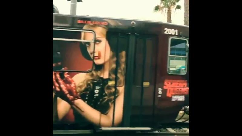 Реклама сериала Королевы крика