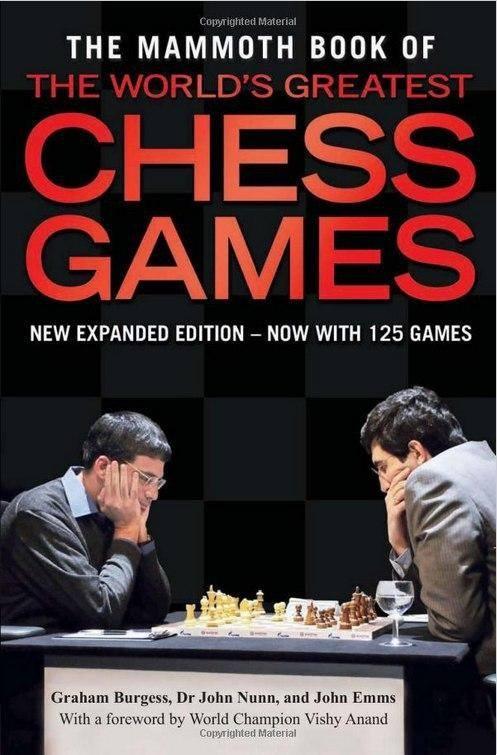 Burgess, Nunn & Emms_Mammoth book of Chess games PDF L4Gi9PwW_jU