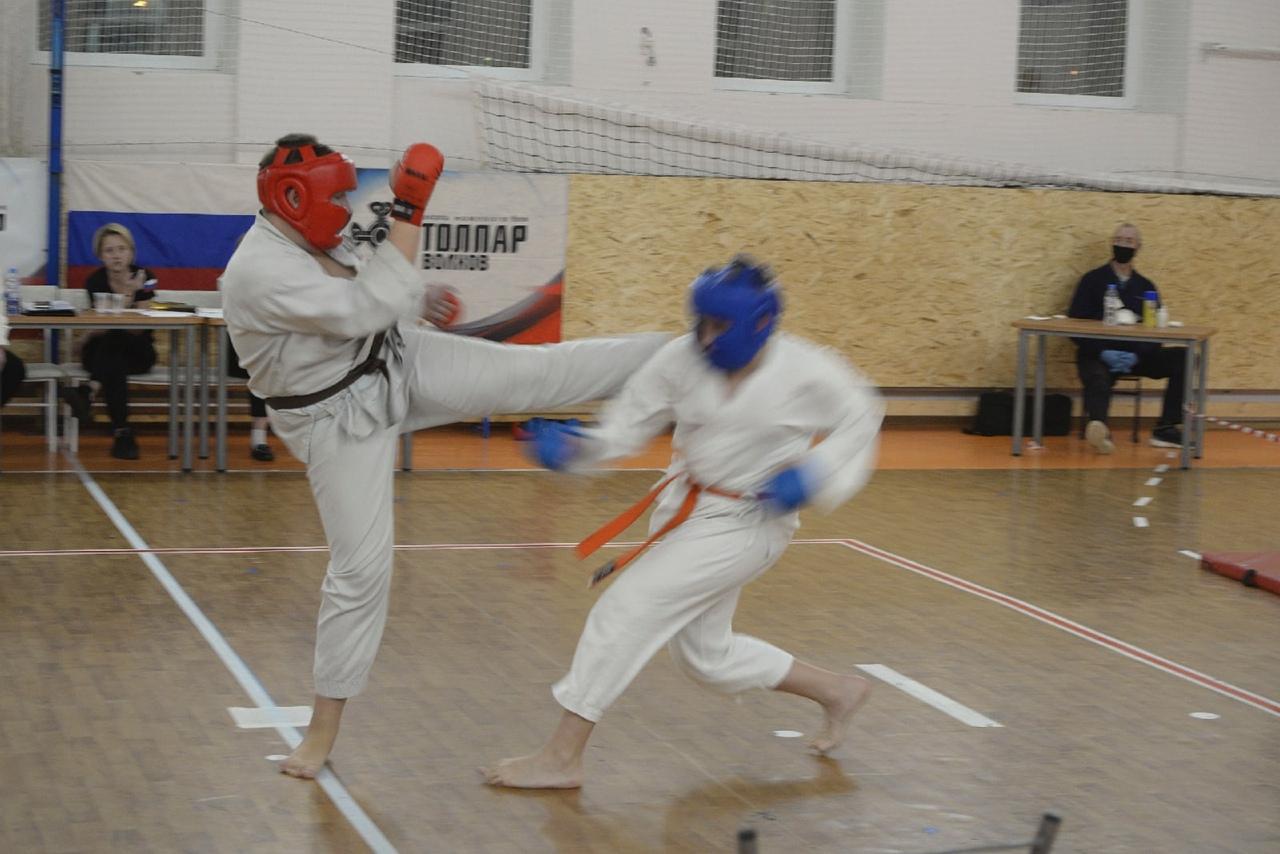 """🏆🥇 22 ноября 2020 в Волхове на базе школы №8 состоялись соревнования по каратэ """"..."""